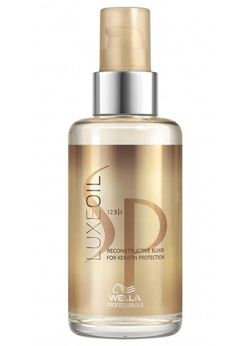 System Professional Luxe Oil Reconstructive Elixir Hair Oils And Serum 100ml