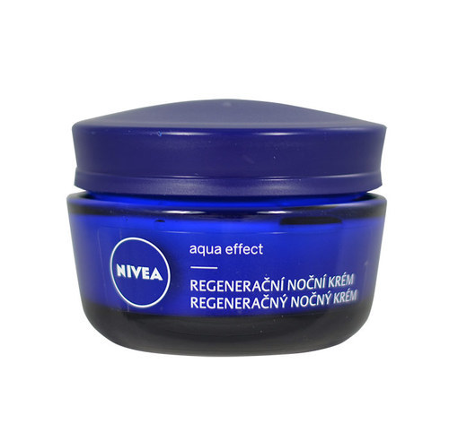 Nivea Regenerating Night Care Night Skin Cream 50ml (Normal - Mixed - For All Ages)