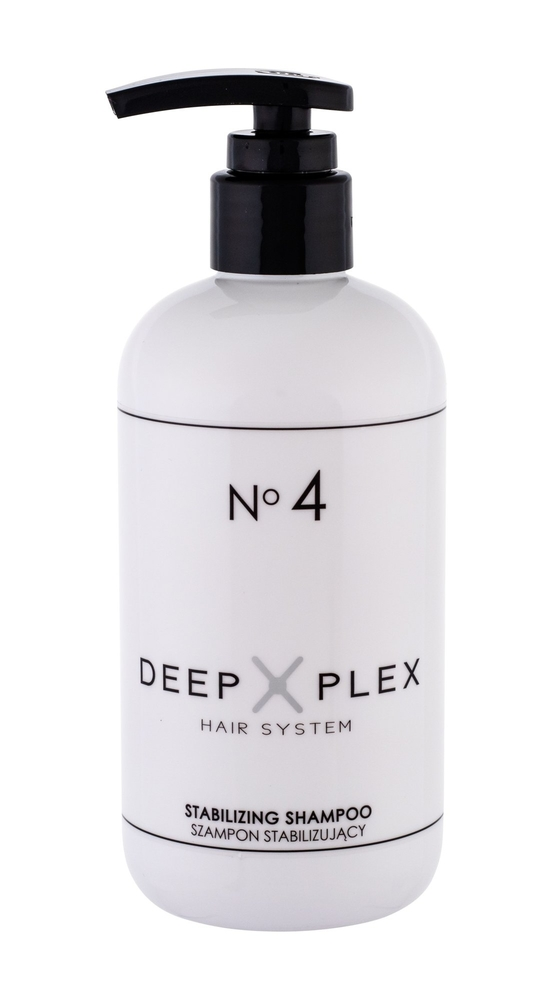 Stapiz Deep Plex No. 4 Shampoo 290ml Stabilizing Shampoo (Colored Hair - Highlighted Hair)