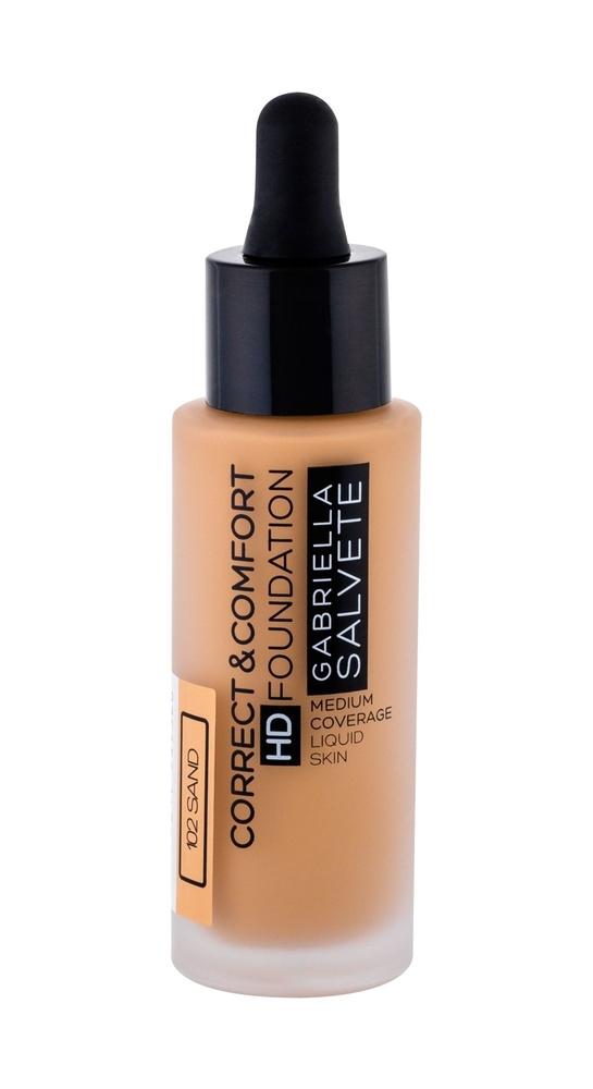 Gabriella Salvete Correct Comfort Makeup 29ml 102 Sand
