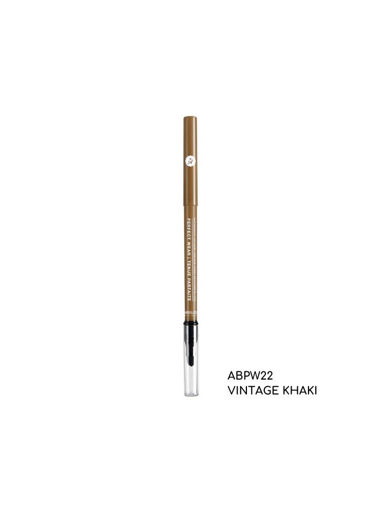 Absolute New York Waterproof Perfect Wear Eye Liner- ABPW22 Vintage Khaki 0,3gr