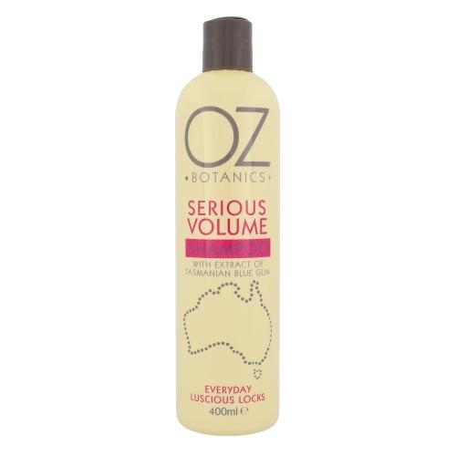 Xpel Oz Botanics Serious Volume Shampoo 400ml (Fine Hair)