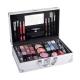 2k Fabulous Beauty Train Case Makeup Palette 66,9gr Combo: Complete Makeup Palette