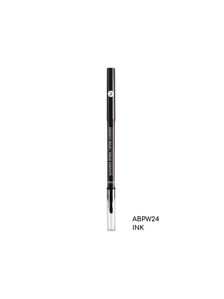 Absolute New York Waterproof Perfect Wear Eye Liner- ABPW24 Ink 0,3gr