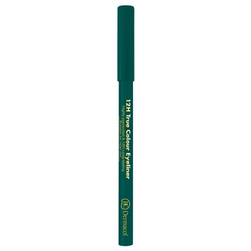Dermacol 12h True Colour Eye Pencil 0,28gr 5 Green