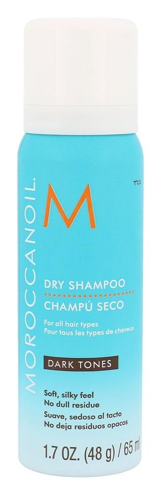 Moroccanoil Style Dark Tones Dry Shampoo 65ml (All Hair Types)