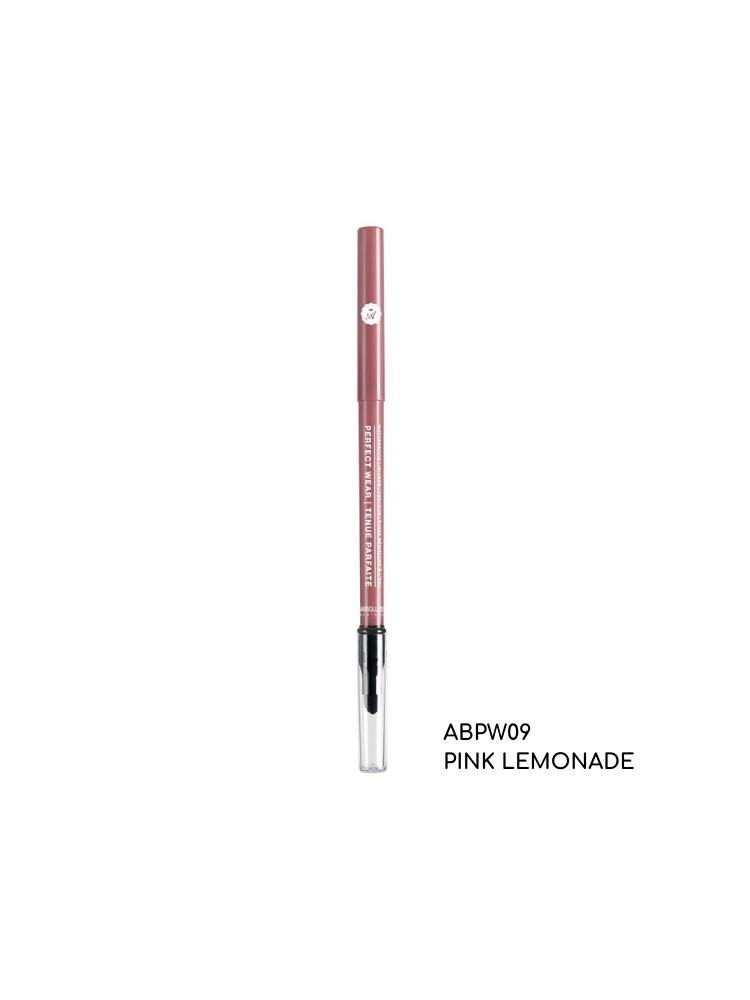 Absolute New York Waterproof Perfect Wear Eye Liner-ABPW09 Pink Lemonade 0,3gr