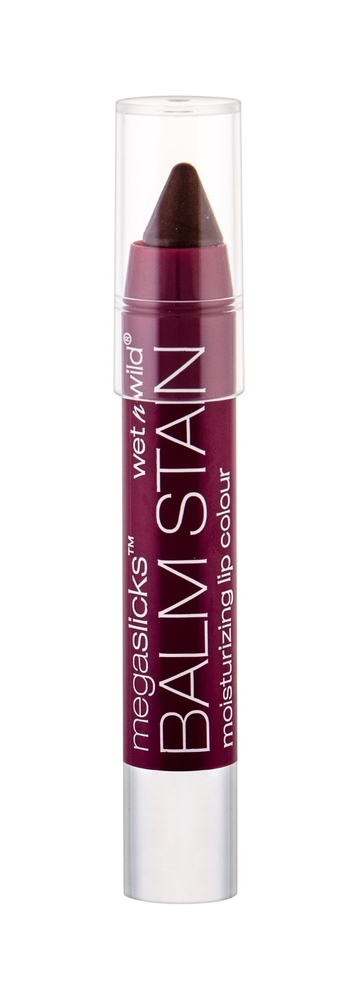 Wet N Wild Megaslicks Balm Stain Lip Balm 3gr Lady And The Vamp (For All Ages)