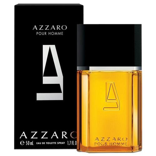 Azzaro Pour Homme Eau De Toilette 50ml