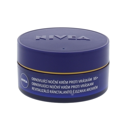 Nivea Anti Wrinkle Revitalizing Night Skin Cream 50ml (All Skin Types - Mature Skin)