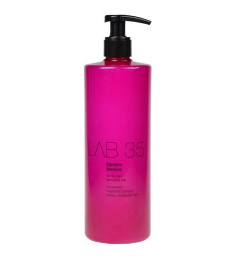 Kallos Lab 35 Signature Shampoo 500ml For Dry And Damaged Hair