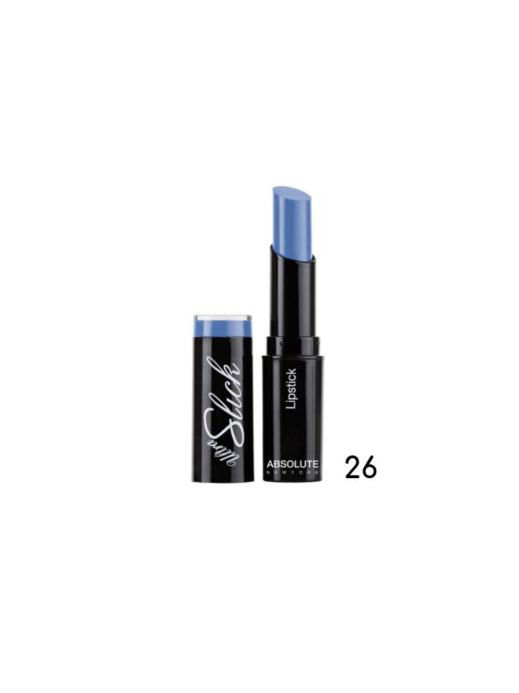 Absolute New York Ultra Slick Lipstick - Funky-NFA26 3gr