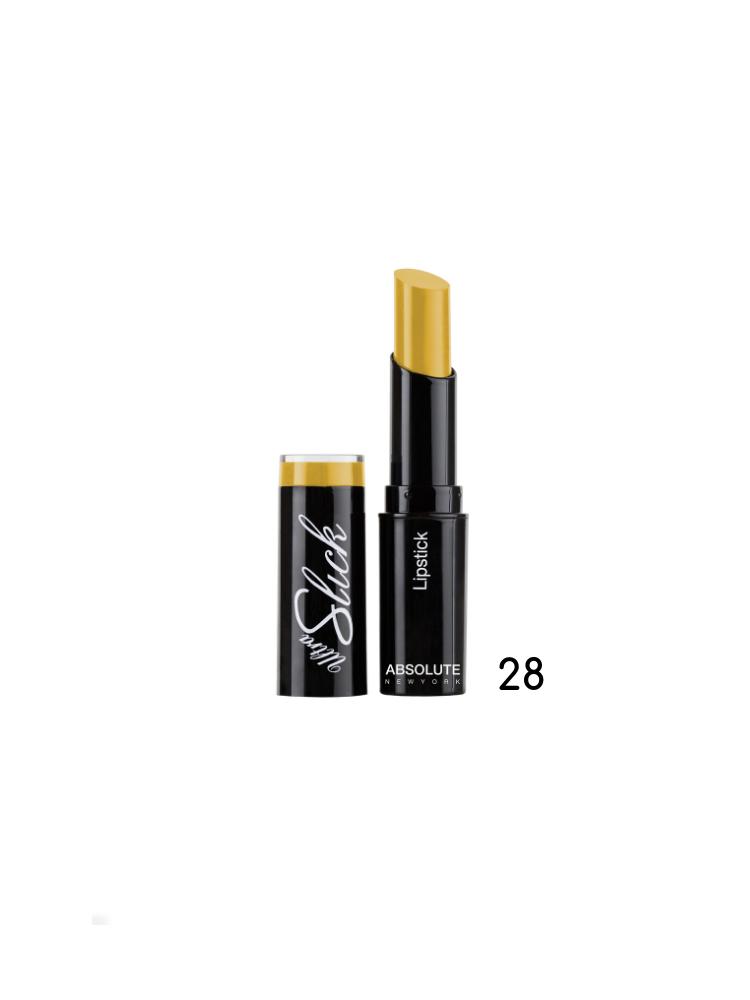 Absolute New York Ultra Slick Lipstick - Funky-NFA28 3gr