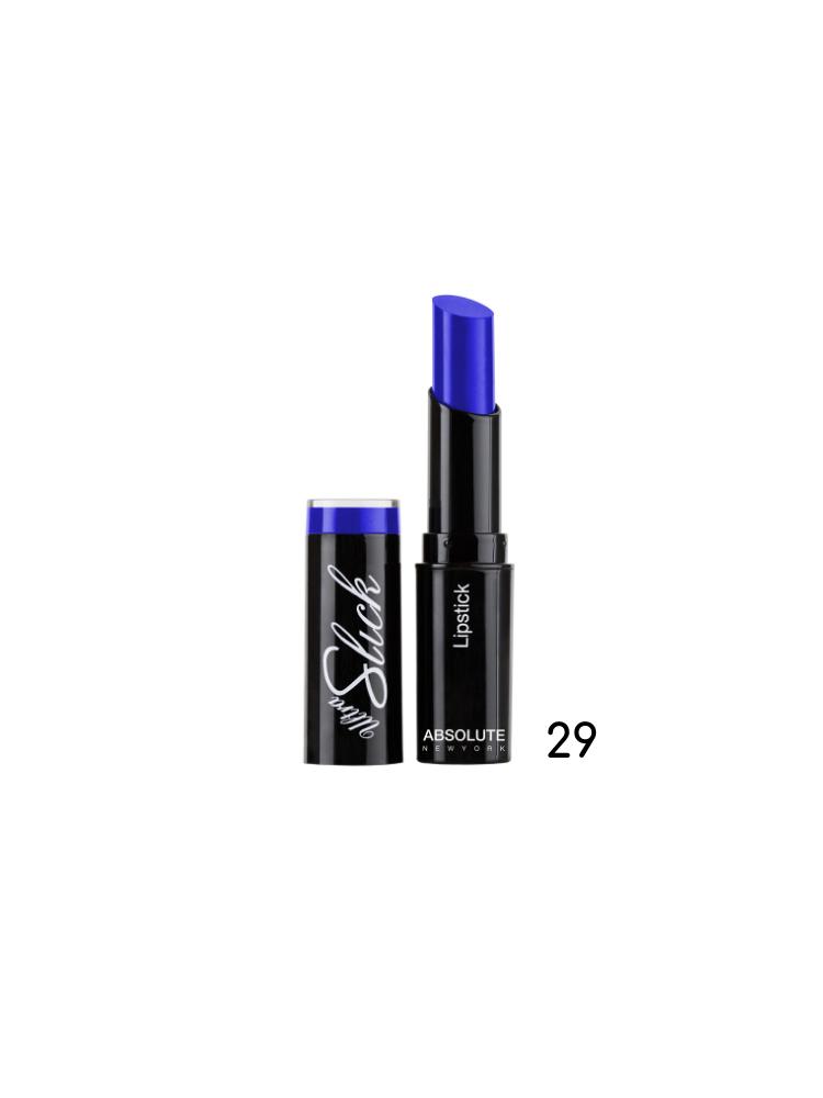 Absolute New York Ultra Slick Lipstick - Funky-NFA29 Charm 3gr