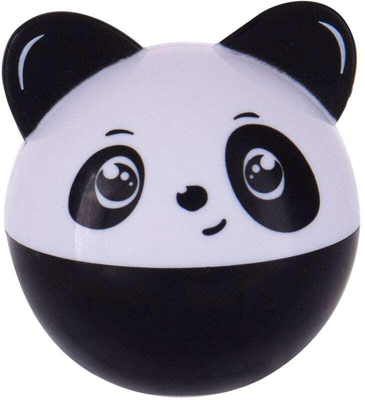 2k Fluffy Panda Lip Balm Coconut 6gr