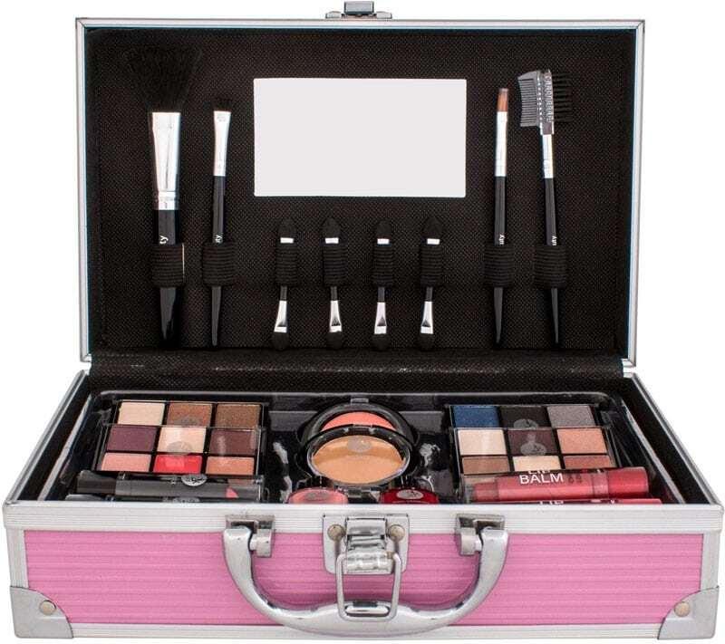 2k Miss Pinky Born to Be Pink Barcelona Makeup Palette 57,4gr