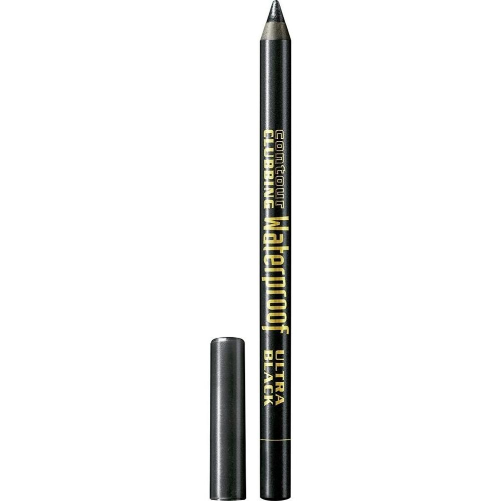 Bourjois Paris Contour Clubbing Eye Pencil 1,2gr Waterproof 54 Ultra Black
