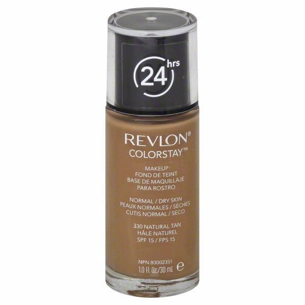 REVLON ColorStay makeup normal/dry skin 330 Natural Tan 30ml