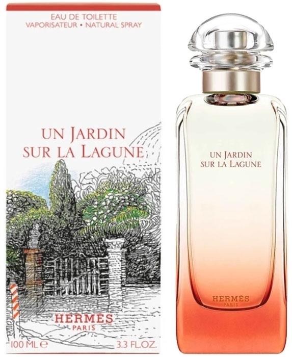 Hermes Un Jardin Sur La Lagune Eau De Toilette 100ml