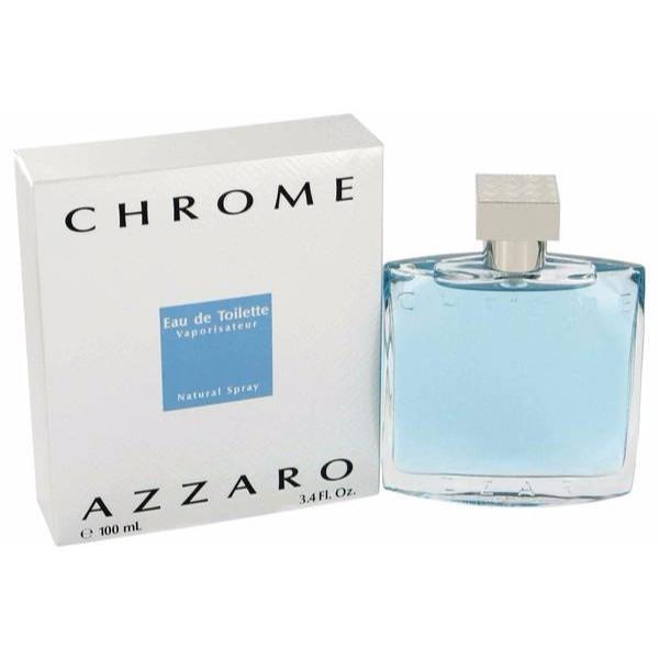 Azzaro Chrome Eau De Toilette 100ml