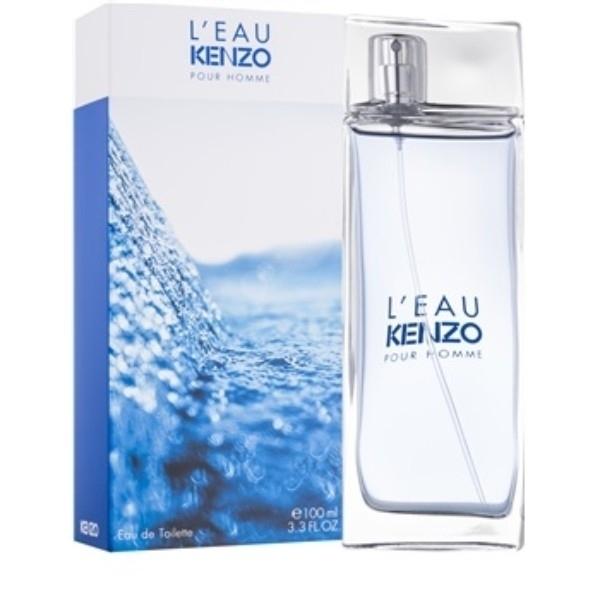 Kenzo L/eau Kenzo Pour Homme Eau De Toilette 100ml