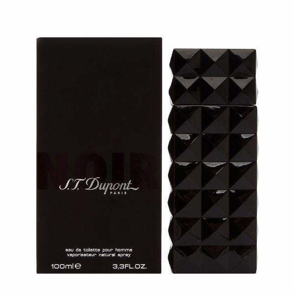S.t. Dupont Noir Eau De Toilette 100ml