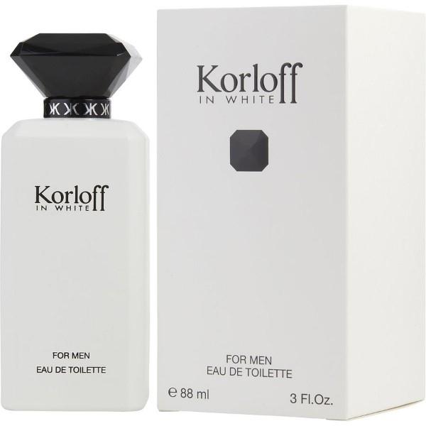 Korloff Paris Korloff In White Eau De Toilette 88ml