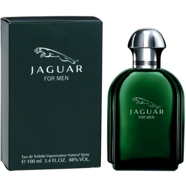 Jaguar Eau De Toilette 100ml