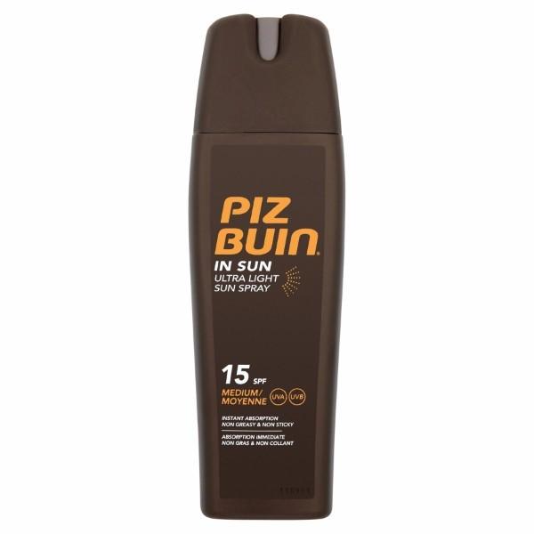 Piz Buin In Sun Sun Body Lotion 200ml Spf15