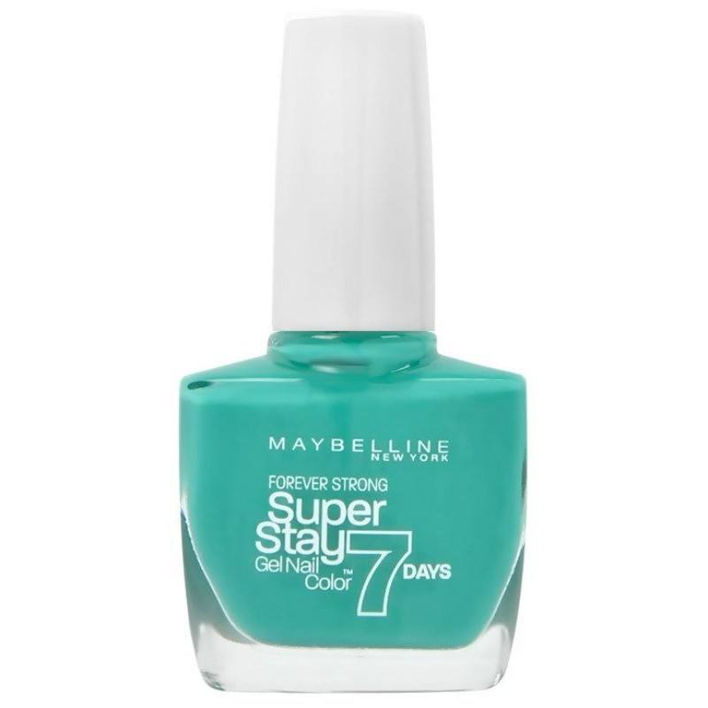 Maybelline Forever Strong Super Stay 7 Days Nail Color 10ml 625 Forevermore Green