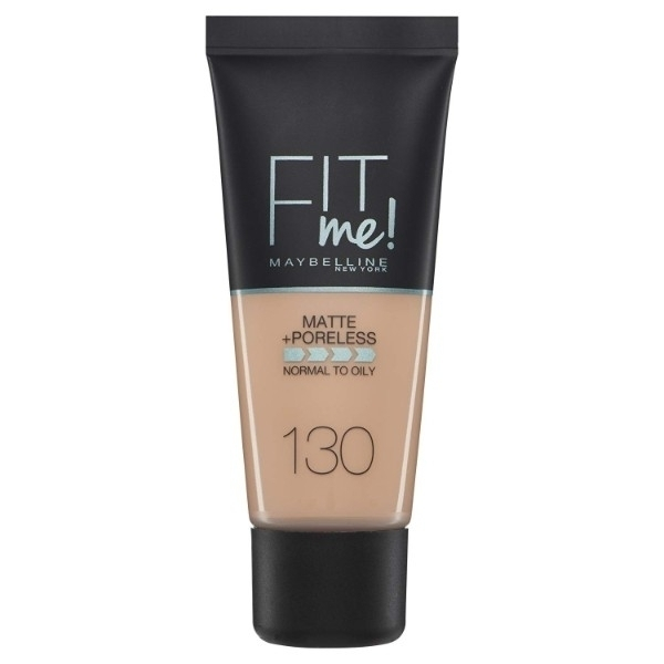 MAYBELLINE Fit Me Liquid Foundation matujacy 130 Buff Beige 30ml