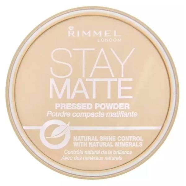 Rimmel London Stay Matte Powder 14gr 003 Peach Glow