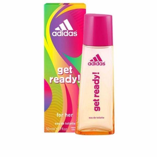 Adidas Get Ready! For Her Eau De Toilette 50ml