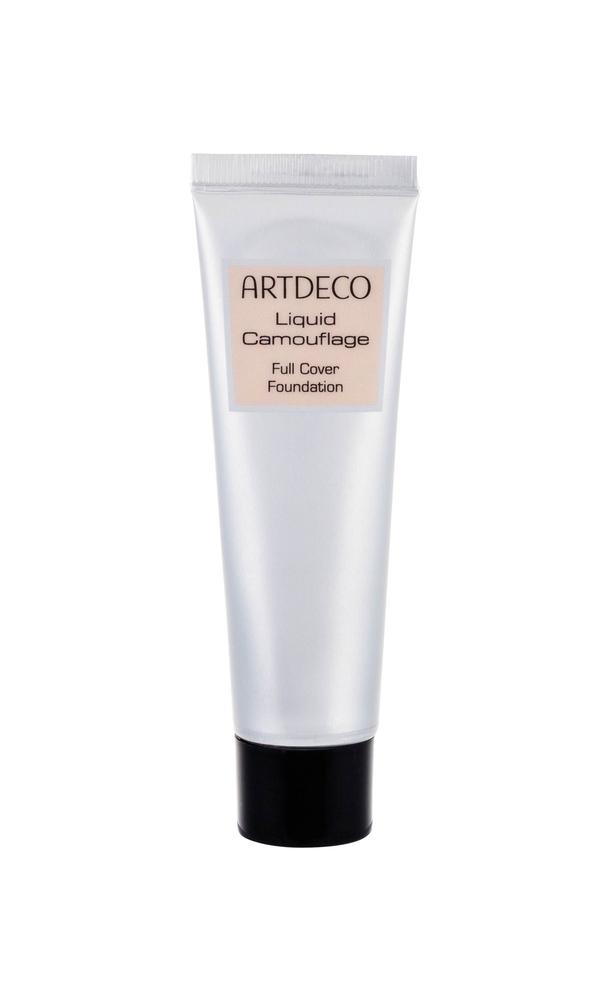 ARTDECO Liquid Camouflage Full Cover Foundation mocno kryjacy podklad do twarzy 16 Rosy Sand 25ml