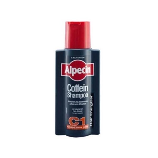 Alpecin Coffein Shampoo C1 Shampoo 250ml (Anti Hair Loss)