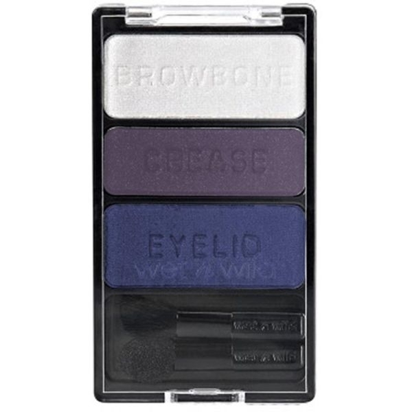 Wet N Wild Color Icon Trio Eye Shadow 3,5gr Can/t Touch This