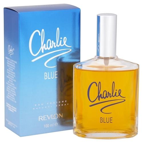 Revlon Charlie Blue Eau Fraiche Eau De Fraiche 100ml