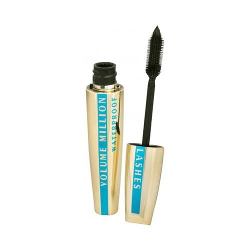L'OREAL Volume Million Lashes Waterproof mascara black 9ml