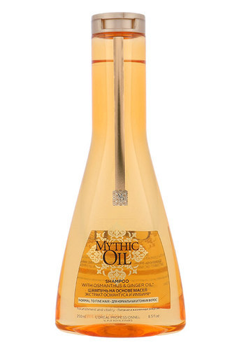L/oreal Professionnel Mythic Oil Shampoo 250ml (Fine Hair - Normal Hair)