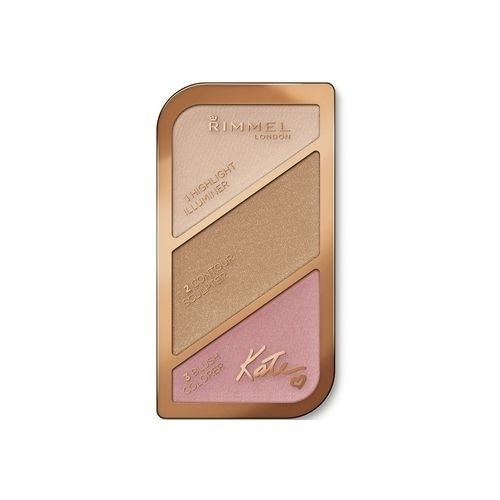 Rimmel London Kate Powder 18,5gr 001 Golden Sands