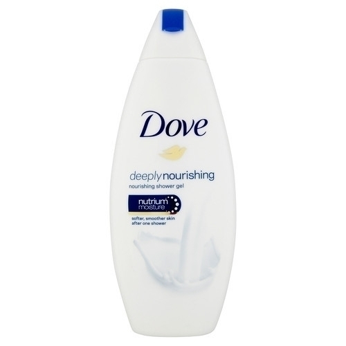 Dove Deeply Nourishing Nourishing Shower Gel 250ml