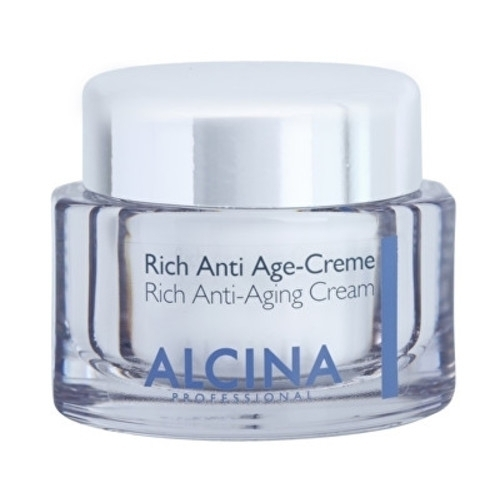 Alcina Rich Anti-aging Cream - Vyzivny Krem Proti Starnuti Pleti 50ml