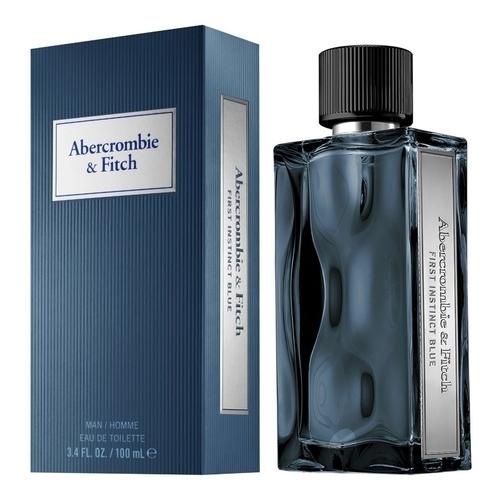 Abercrombie And Fitch First Instinct Blue Eau De Toilette 100ml