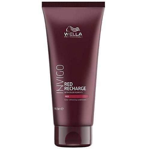 Wella Professional Invigo Red Recharge Color Refreshing Conditioner 200ml