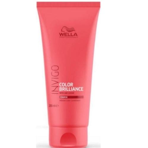 Wella Wpc Invigo Brilliance Coarse Hair Conditioner 200ml
