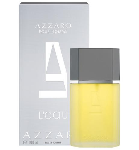 Azzaro Pour Homme L/eau Eau De Toilette 100ml