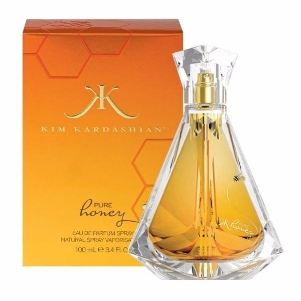 Kim Kardashian Pure Honey Eau De Parfum 100ml