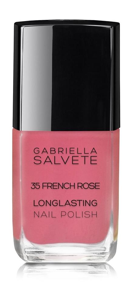 Gabriella Salvete Longlasting Enamel Nail Polish 11ml 35 French Rose