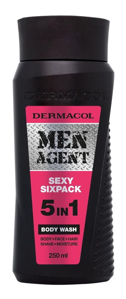 Dermacol Men Agent Sexy Sixpack Shower Gel 250ml 5in1