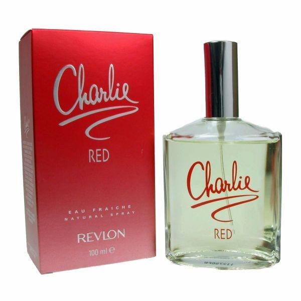 Revlon Charlie Red Eau De Toilette 100ml